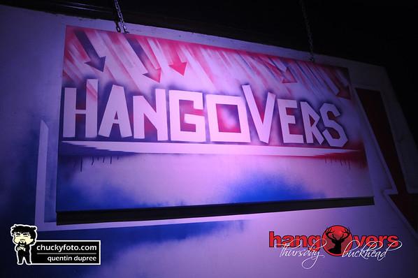 04.09.2015 - Hangovers Thursdays