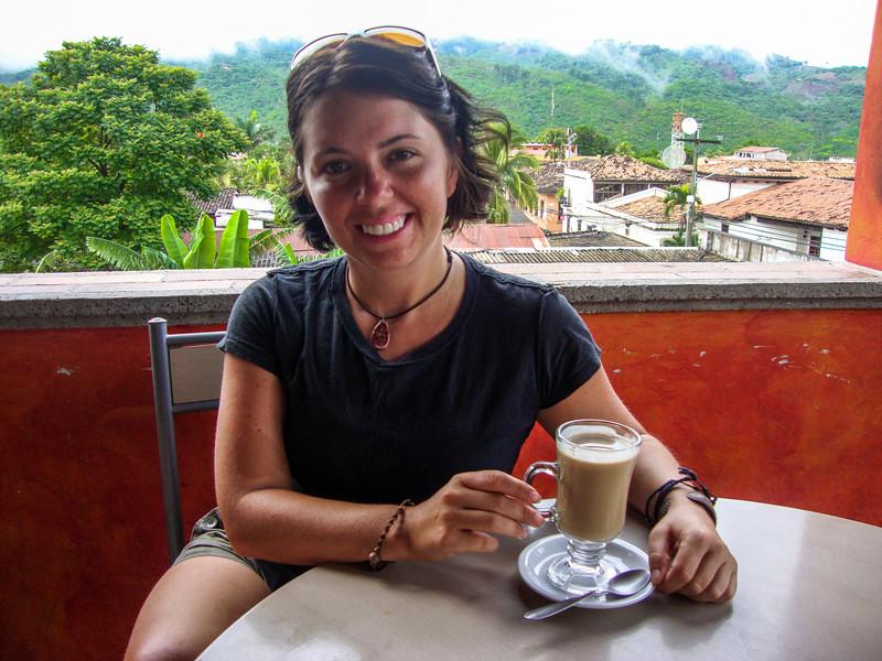 Ayngelina Honduras coffee