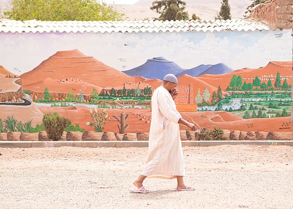 Marocco on the road 01