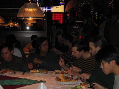 Santa Clara at Dave & Busters - 2005