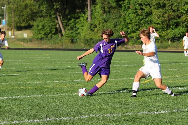 Soccer Boys vs Hackett • KCHS 9/15/21
