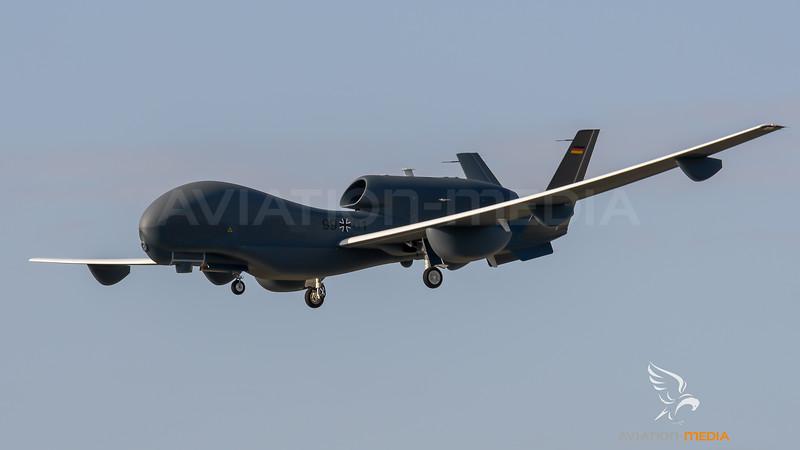 Luftwaffe / Northrop Grumman RQ-4B Eurohawk / 99+01