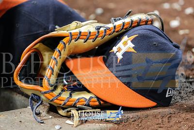 MLB Dugout Cap & Glove