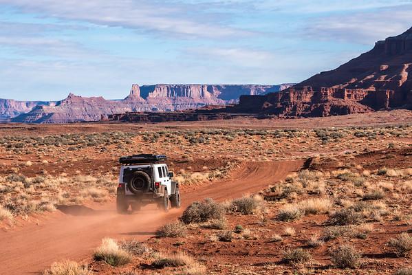 Lockhart Basin Overnight - Moab