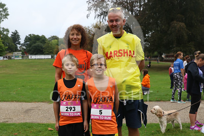 2016 Ipswich Half Marathon Fun Run
