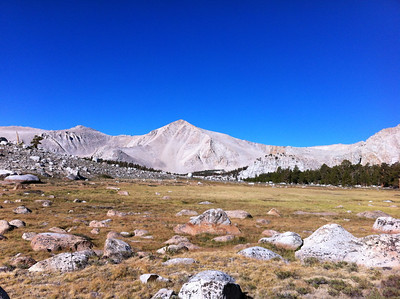 Mt. Langley - August 26, 2012