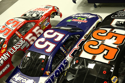 Michael Waltrip Racing Facility 9-13-12