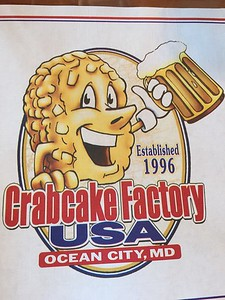 Crabcake Factory Outing
