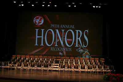 5/25/2010 - 79th Annual Honors Program