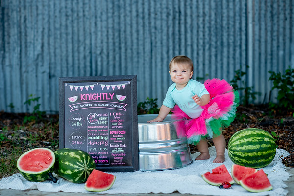 Knightly is ONE!