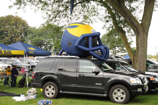 Michigan vs San Diego St 2011