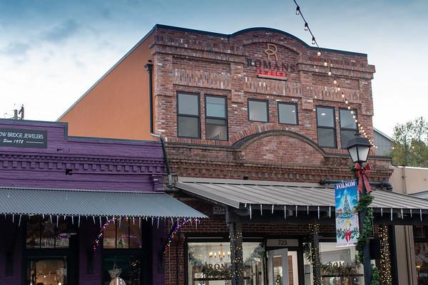 Sutter Street December 2020