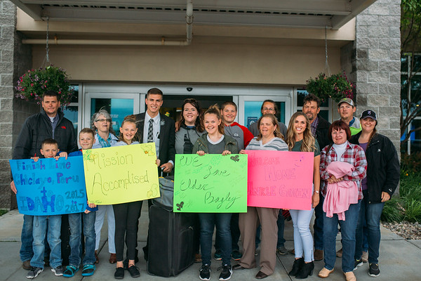 Elder Bagley Homecoming