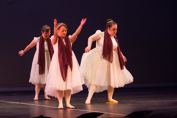 Recital Russell Home Dancers - 2014