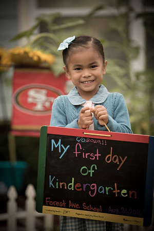 Kids First Day School 2016