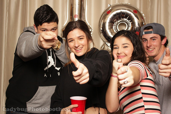 Rachel's 18th Birthday Party