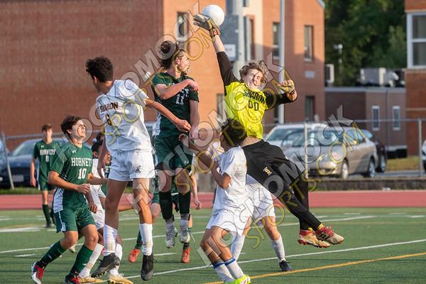 Mansfield-Sharon Boys Soccer - 09-27-21
