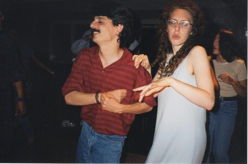 David Swerdlow and Nicole Reiner