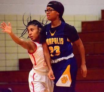 HS Sports - Annapolis vs. Robichaud Girls Basketball 20