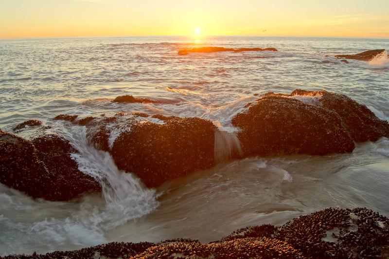 Malibu Sunset!  HDR Socal Malibu Landscapes