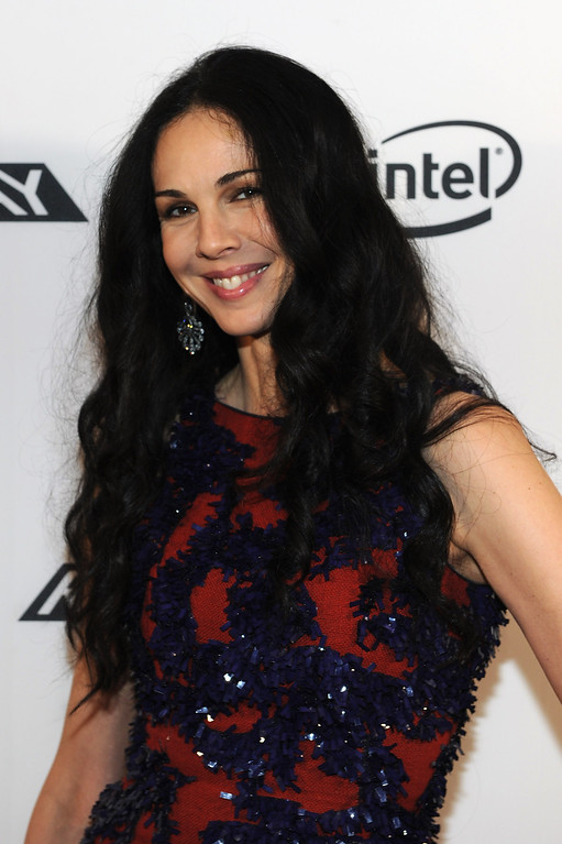 . L\'Wren Scott attends HP Project Runway Designer Reunion at Empire Hotel on September 10, 2011 in New York City.  (Photo by Larry Busacca/Getty Images for HP)