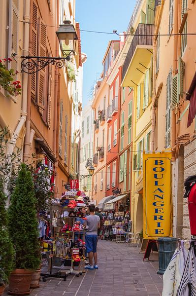 Monaco alley