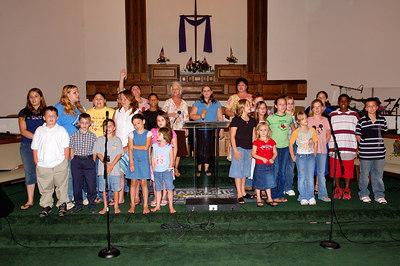 5th Sunday night singing