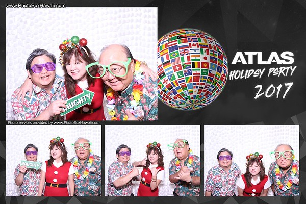 Atlas Holiday Party 2017