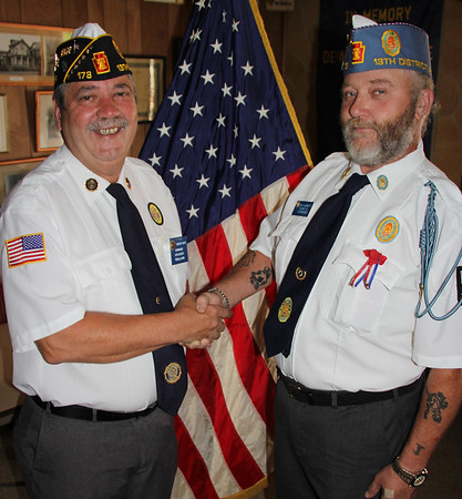 Pre-Commanders Party Celebration, American Legion, Tamaqua (7-22-2013)