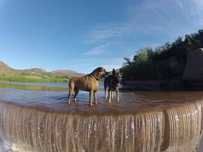 Roosevelt Reservoir Oct2012