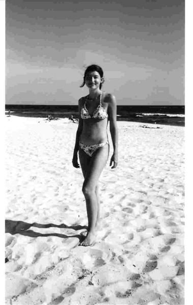 Amanda Panama City Beach 8-2003