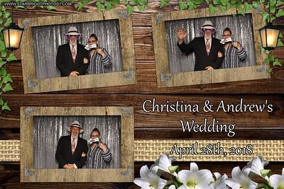 Aguiree/Grantham Wedding