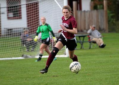 AMHS Girls Varsity Soccer vs Proctor II photos by Gary Baker