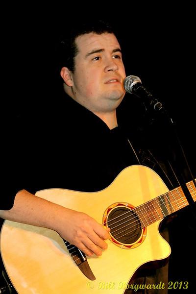 Alan - Food Bank Fund Raising concert at the Blue Sky Cafe