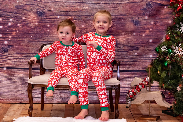 Cie's Boys Christmas