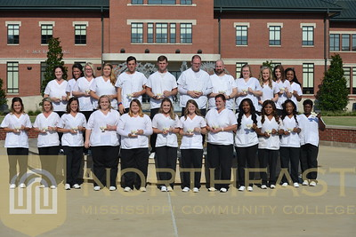 2016-08-08 PNE Practical Nursing August 2016 Graduating Class