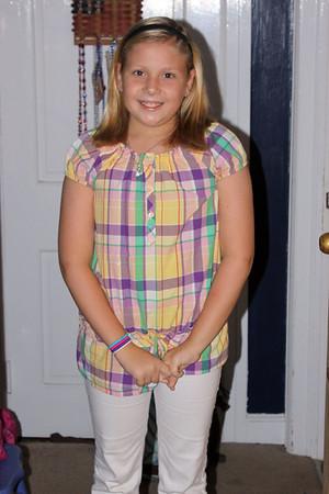 9/6/2011 - 1st Day of School
