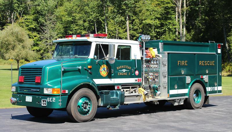 Engine 2 2001 International / Valley 1750 / 1000