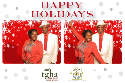 Greenville Housing Authority Holiday Party