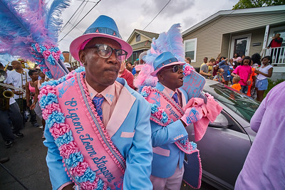 Pigeon Town Steppers - NOLA - 2017
