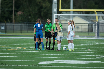 2016 PHS Girls Soccer vs Eastern