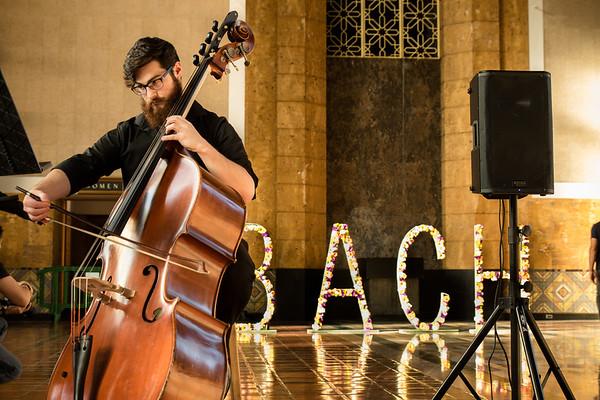 Metro Art Presents: 10 Hour Bach Marathon