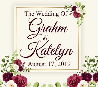 Grahm & Katelyn's Wedding!