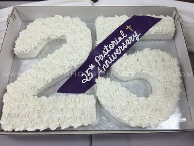 25th Pastorial Anniversary
