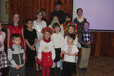 St. Nicholas Day Performances and Kids Crafts