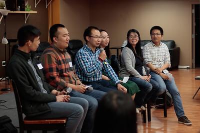 2018-04-28 IGSM Gospel Seminar