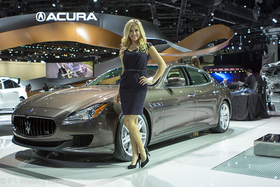 Los Angeles Auto Show 2013 for F1 Weekly