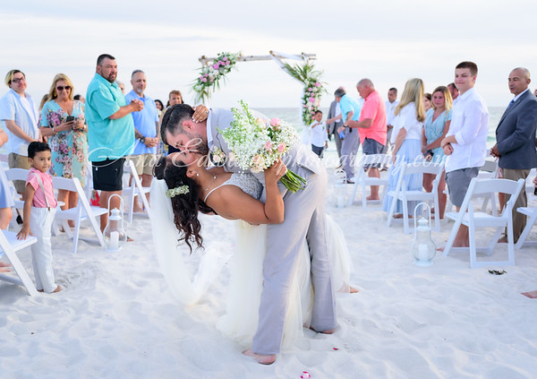 Mr. and Mrs. Kroeck. The Opulent Pearl     Panama City Beach