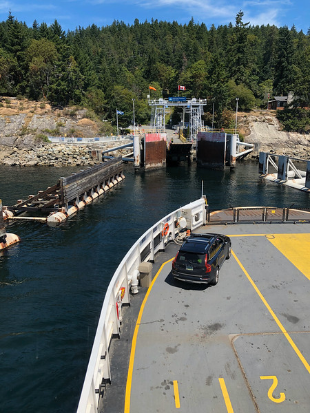 Otter Bay Ferry Terminal
