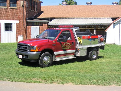 MARQUETTE COUNTY FIRE DEPARTMENTS